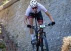 Kalnu riteņbraucējs Blūms izcīna 14. vietu Pasaules kausa posmā