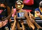 """Par NBA Vasaras līgas čempioni kļūst """"Kings"""", Luiss Kings atzīts par MVP"""