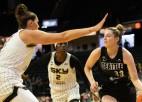 Pārkere plosās, WNBA čempione piedzīvo lielāko zaudējumu mājas spēlē