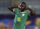 """""""Liverpool"""" snaiperis Manē kaldina Senegālas uzvaru, Ēģipte pieveic Angolu"""