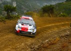 WRC posmu Grieķijā ar labāko laiku dubļainā trasē uzsāk Rovanpera