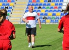 Nosaukts Latvijas sieviešu izlases sastāvs mačiem pret Austriju un Ziemeļīriju