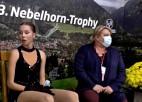 Daiļslidotājai Lācei personīgais rekords un 17. vieta olimpiskās atlases turnīrā
