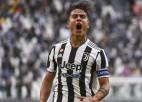 """Divalam vārti un kārtējais savainojums, """"Juventus"""" rezultatīvā spēlē uzvar """"Sampdoria"""""""