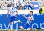 """Pjonteks atgriežas ar vārtiem; Dortmunde bez Holanna uzvar """"Augsburg"""""""