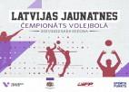 Šajā nedēļas nogalē atklās Latvijas jaunatnes čempionāta sezonu volejbolā