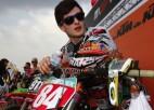 Herlingss šogad var kļūt par uzvarām bagātāko braucēju motokrosa vēsturē