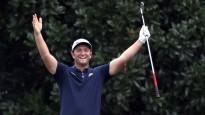 "Spānijas golfera Rama neticamais sitiens pirms ""Masters"" turnīra"