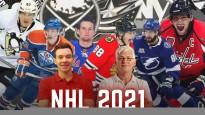 Ģenerālis un Lotārs par NHL sezonu, latviešu lomu, titula pretendentiem...