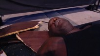 Šakils O'Nīls atgriežas reslinga ringā un tiek <i>noguldīts</i>
