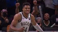 "Adetokunbo nopelna divas epizodes NBA sezonas ""top 3"""