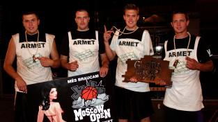 """Ielu basketbola turnīru """"Ghetto Basket"""" pirmās sacensības 13. maijā Rīgā"""