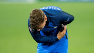 """Vicečempions Grīzmans atzīts par """"Euro 2016"""" labāko spēlētāju"""