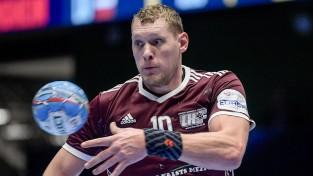 Latvijas handbolisti PČ kvalifikāciju sāks pret Luksemburgu, Itāliju un Fēru salām