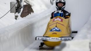 Frīdrihs turpina dominanci, uzvarot Eiropas čempionātā bobslejā