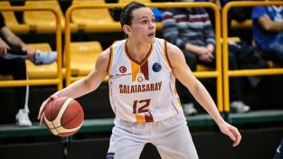 """Šteinberga paliek vienīgā leģionāre """"Galatasaray"""" rotācijā un samet 21 punktu"""