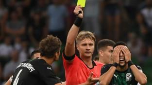 """UEFA soda Krievijas tiesnesi par neziņošanu par pārkāpumiem """"Ventspils"""" spēlē"""
