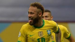 """""""Copa America"""" sākas ar mājinieces Brazīlijas uzvaru pār novājināto Venecuēlu"""
