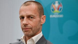 """UEFA prezidents: """"Nedomāju, ka mēs vēl kādreiz atkārtosim šo turnīra formātu"""""""