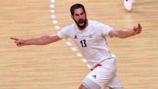 Francijas handbolisti ceturto reizi pēc kārtas sasniedz olimpisko finālu