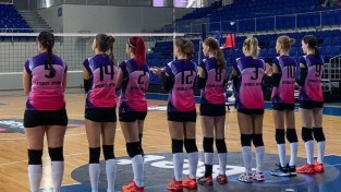 """""""Jelgavas"""", RSU un DU volejbolistes piedzīvo zaudējumus pret lietuvietēm"""