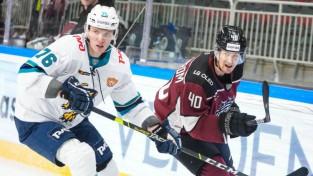"""Rīgas """"Dinamo"""" jau oktobrī atsakās no Somijas līgas labākā snaipera Vennstrema"""