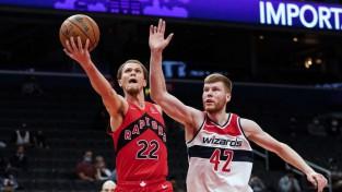 Bertāns karjeras sesto NBA sezonu sāks Toronto pret ''Raptors''