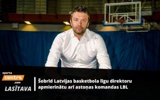 Janičenoks: ''Papildus komanda ir vitāli svarīga Latvijas basketbola līgai''
