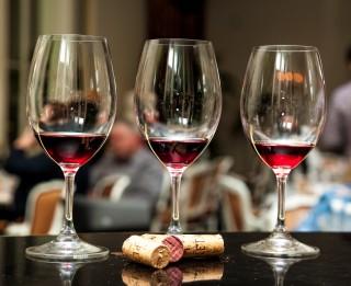 Fotoieskats PLANETA vīnu degustācijā