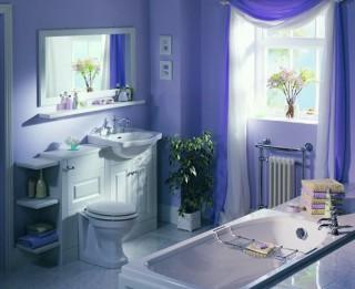 7 jaukas idejas pozitīvam vannas istabas iekārtojumam
