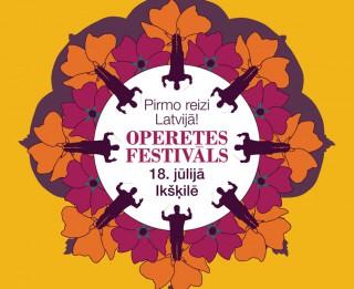 """Operetes festivālu ieskandinās labdarības koncerts """"Ar mīlestību!"""""""
