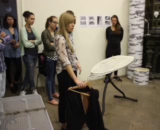 """LMA funkcionālā dizaina studentu prakses ietvaros īstenota veiksmīga sadarbība ar uzņēmumu """"Brabantia Latvia"""""""