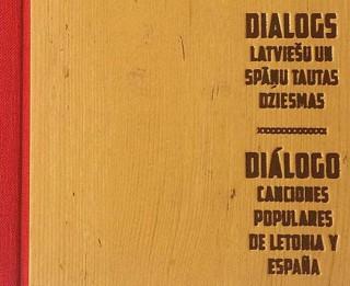 """Izdevniecībā """"Neputns"""" klajā nāk bilingvālā latviešu un spāņu tautas dziesmu izlase"""