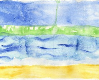 """Akvareļu konkurss """"Eiropas zuša ceļojums"""""""