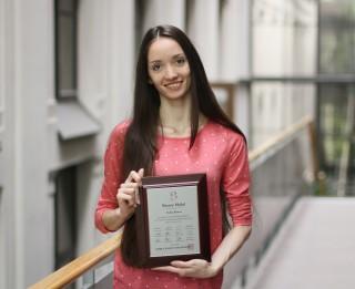 Jūlija Brauere gūst panākumus Korejas Starptautiskajā baleta konkursā