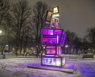 """Ar izstādi, uzvedumu un egles iedegšanu Rātslaukumā, Rīgā sāksies festivāls """"Ziemassvētku egļu ceļš"""""""