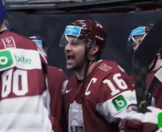 Video: Hokeja burbulis. Kā Latvijā nokļuva ASV hokejistu ekipējums?