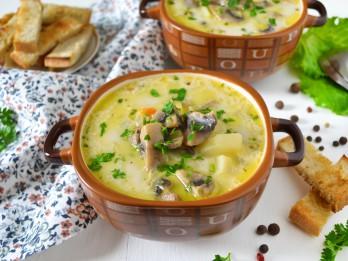 Baraviku zupa