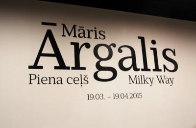 Svētdienas brokastu ēdienkartē – saruna par mākslinieku Māri Ārgali Rīgas mākslas telpā