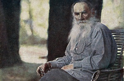 Ļevs Tolstojs par cilvēka centieniem