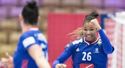 Eiropas čempione Francija atkal iekļūst finālā un tiksies ar titulētajām norvēģietēm