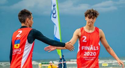 Fokerots/Auziņš un Konstantinova/Kalvāne sāk ar uzvarām U18 Eiropas čempionātā