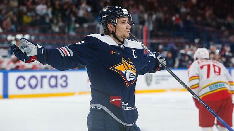 Sergejs Plotņikovs. Foto: metallurg.ru