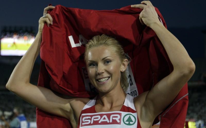 Ineta Radeviča - Eiropas čempione!