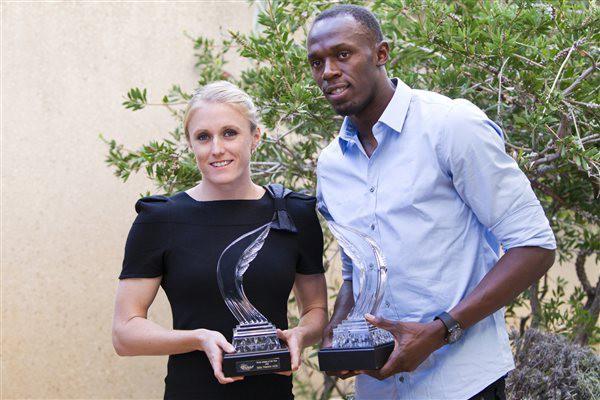 Bolts un Pīrsone – IAAF gada labākie vieglatlēti