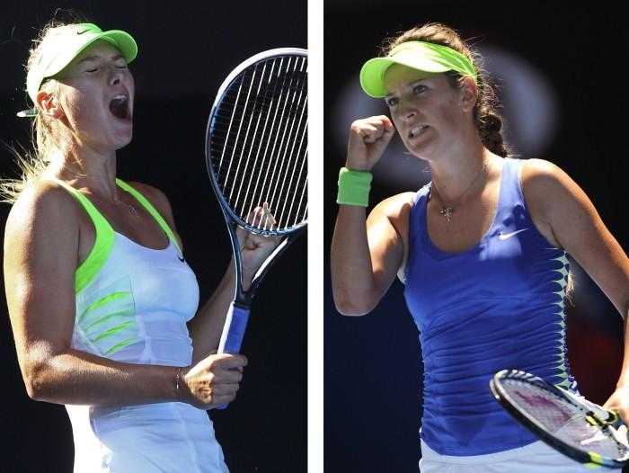 Azarenka pret Šarapovu – par Melburnas titulu un ranga 1.vietu