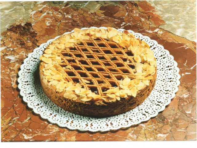 Pasaules gardākās tortes. Bavāriešu LINZER tortes recepte