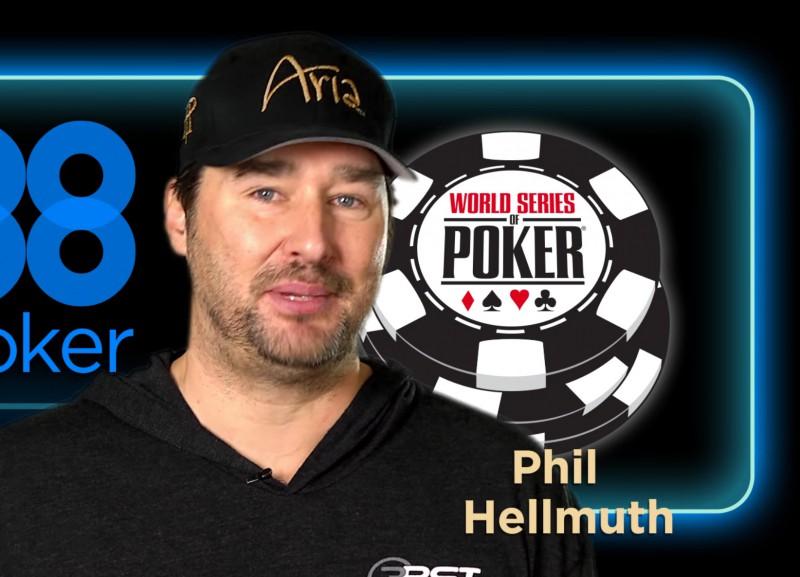 Fils Helmuts gatavs apmācīt WSOP 2015 finālistu