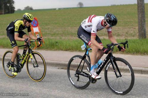 """Neilands veic atrāvienu arī """"Giro d'Italia"""" pēdējā posmā, kopvērtējumā 73. vieta"""