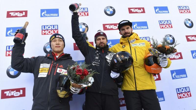 Latvija plāno nākamsezon rīkot Eiropas čempionātu bobslejā un skeletonā